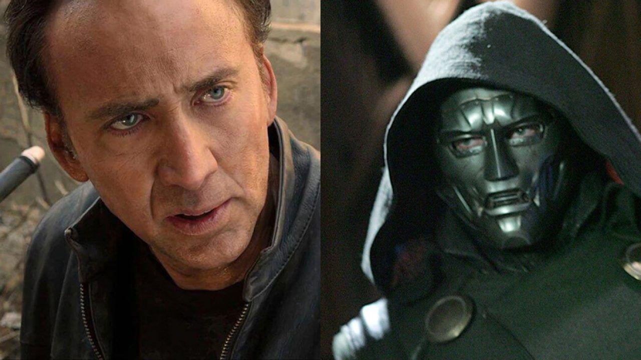Nicolas Cage è il Dottor Destino in un concept iniziale dei Fantastici 4