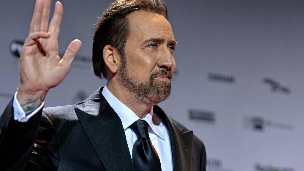 Nicolas Cage sarà Nicolas Cage in un film su Nicolas Cage