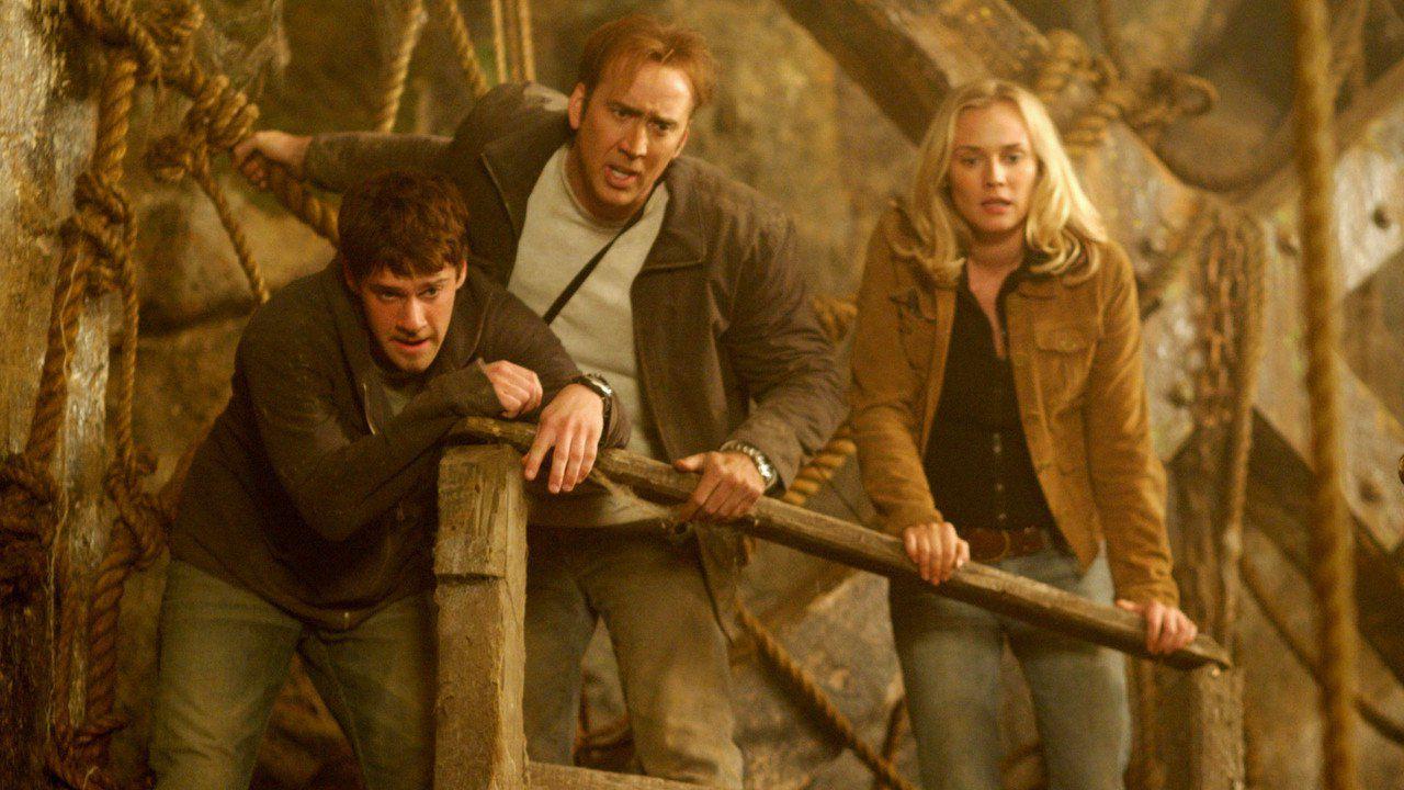 Nicolas Cage, ecco perché Il mistero dei Templari 3 non è ancora uscito