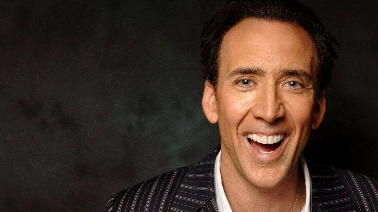 Nicolas Cage: 'Recitare mi aiuta a tenermi lontano dai guai'