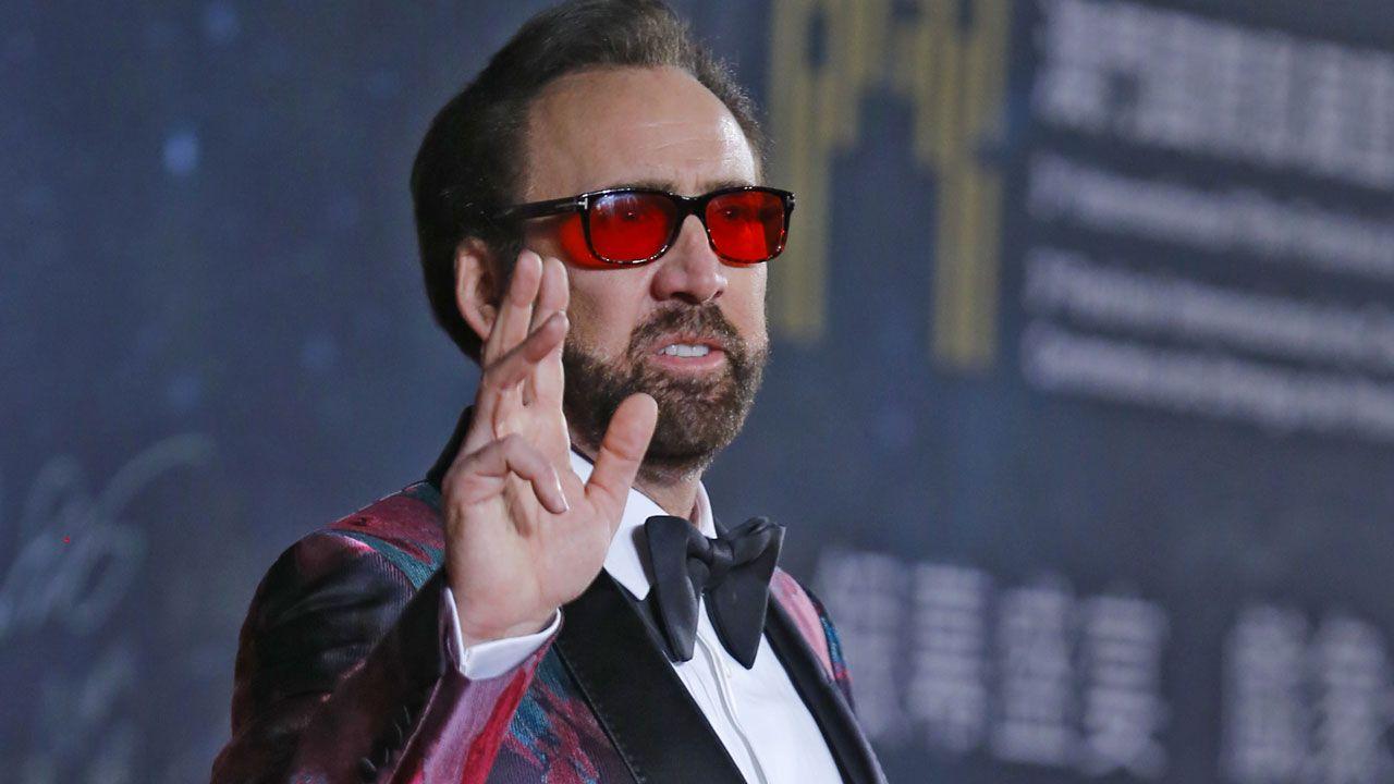 Nicolas Cage nel thriller 10 Double Zero, scritto dallo sceneggiatore di Green Book