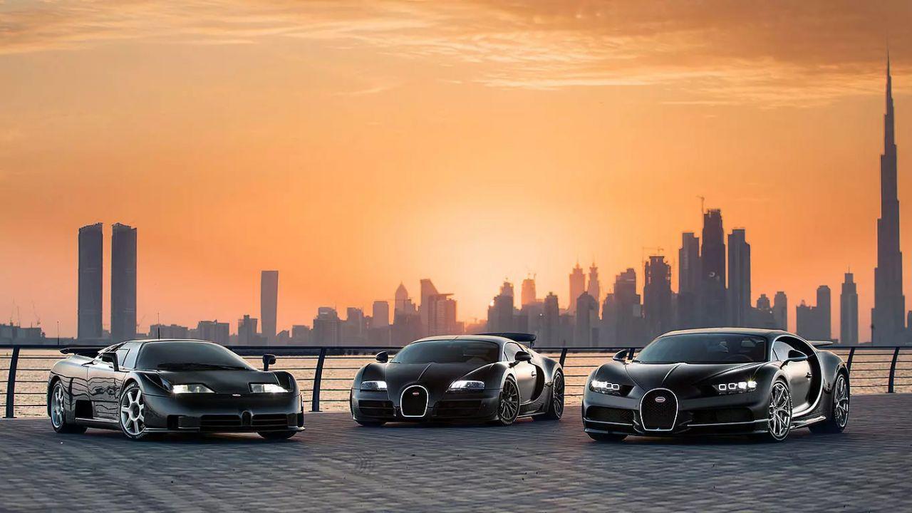 Niente Baby Bugatti: il secondo modello è stato rinviato