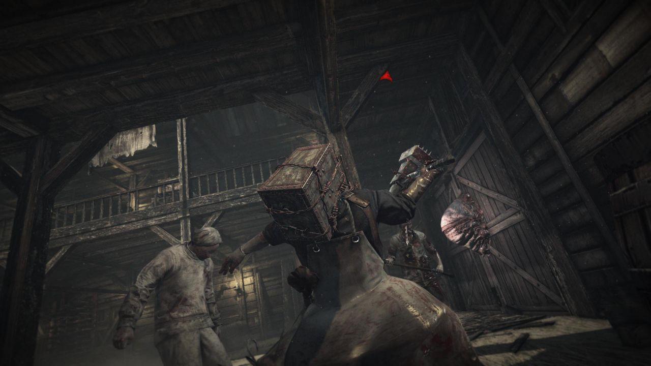 Niente più bande nere nella versione console di The Evil Within