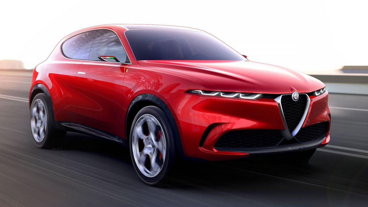 Niente benzina e diesel per Alfa Romeo Tonale: il SUV sarà solo ibrido?