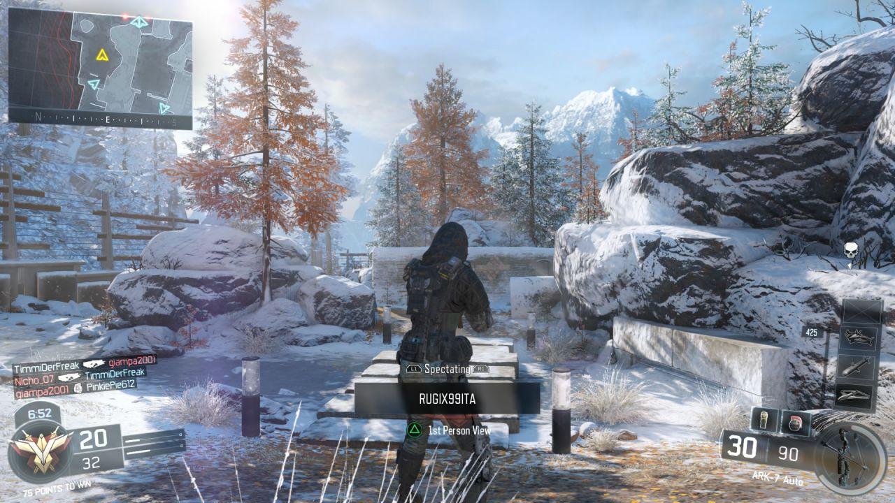 Niente campagna per Call of Duty Black Ops 3 su PS3 e Xbox 360