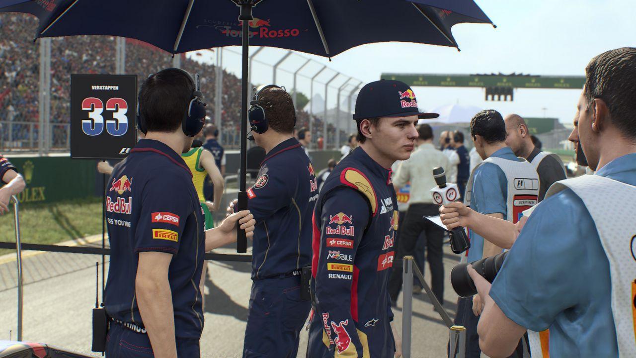 Niente modalità carriera per F1 2015, nemmeno in futuro