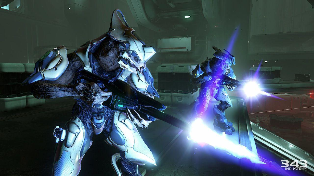 Niente votazioni delle mappe nel multiplayer di Halo 5 Guardians