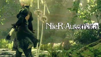 NieR Automata: 24 minuti di gameplay dal Tokyo Game Show