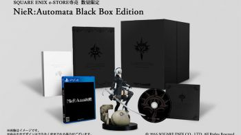 NieR Automata: una Black Box Edition annunciata per il Giappone