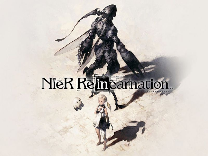 NieR Reincarnation: Square-Enix shows the evocative opening cinematic