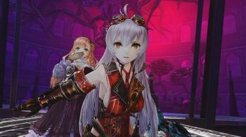 Nights of Azure: nuovo trailer e screenshot dedicati ai Servans