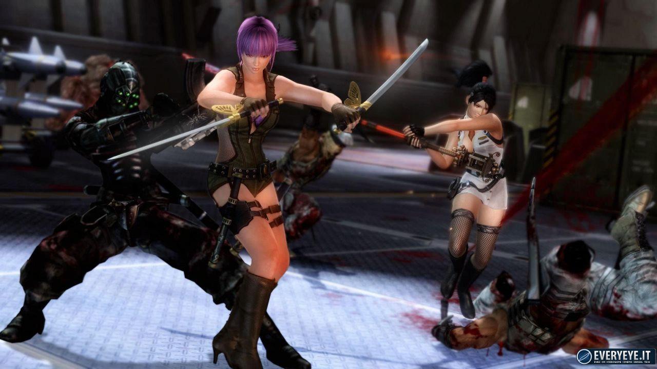 Ninja Gaiden 3: Razor's Edge arriverà su Xbox 360 e PS3 in Europa nel mese di Aprile