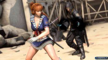 Ninja Gaiden 3: Razor's Edge: disponibile la demo su Xbox Live e PSN