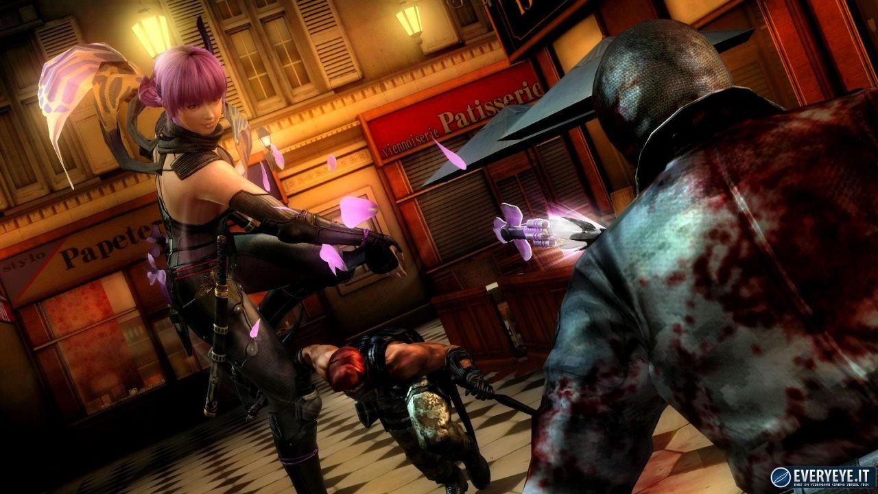 Ninja Gaiden 3: Razor's Edge: immagini per Kasumi
