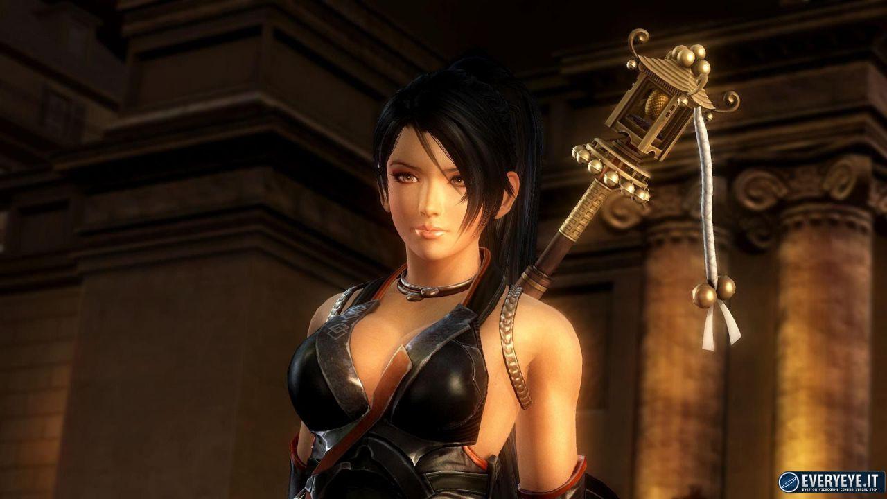 Ninja Gaiden 3: Razor's Edge: Kasumi di DoA arriverà come DLC gratuito