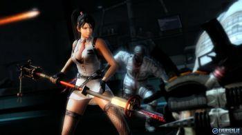 Ninja Gaiden 3: Razor's Edge: trailer giapponese per la versione Xbox 360 e PS3