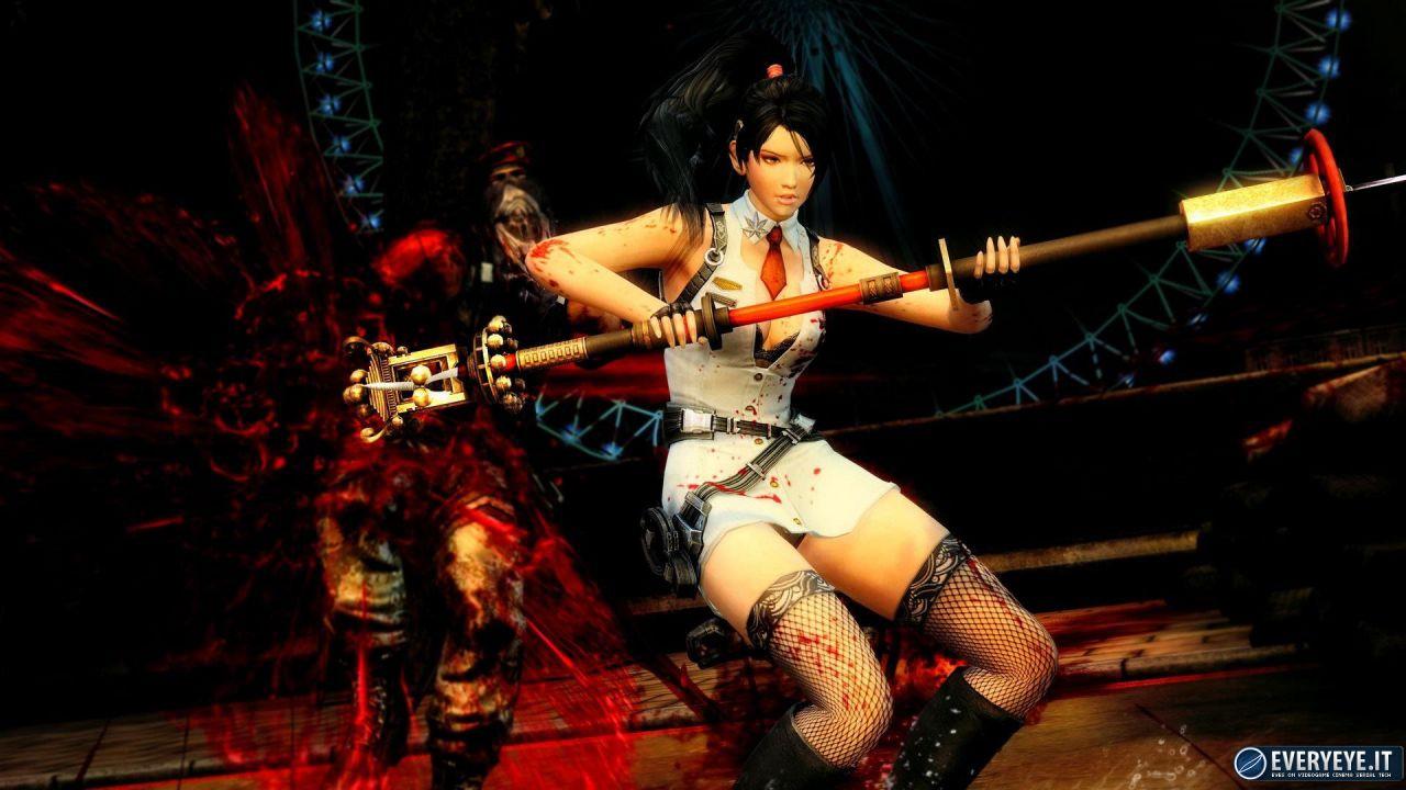 Ninja Gaiden 3: Razor's Edge: video dalla demo Wii U