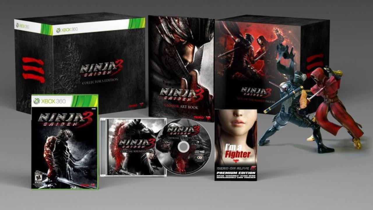 Ninja Gaiden 3: trailer per il Ninja Pack 2