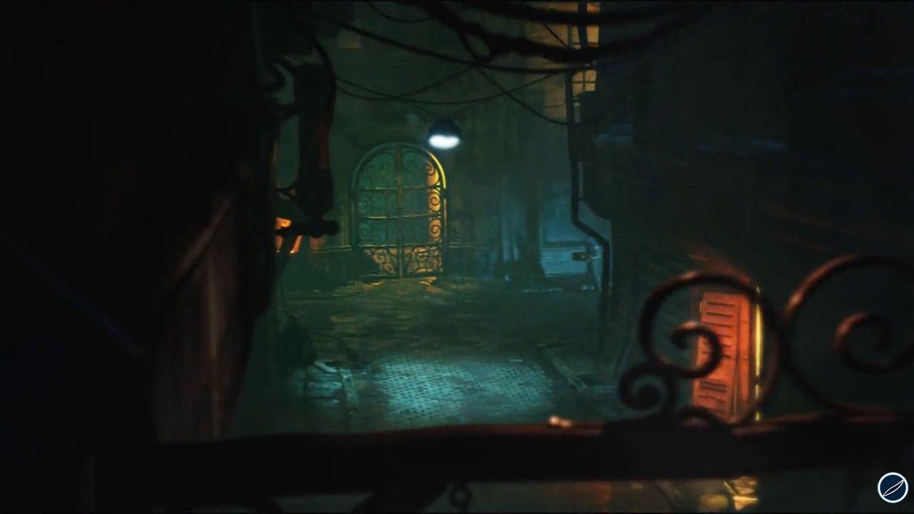 Ninja Theory: primi screen del misterioso titolo AAA