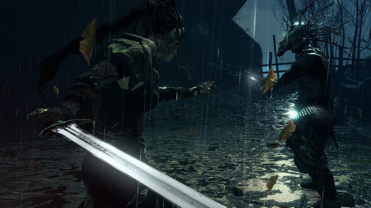 Ninja Theory racconta Hellblade con nuove immagini