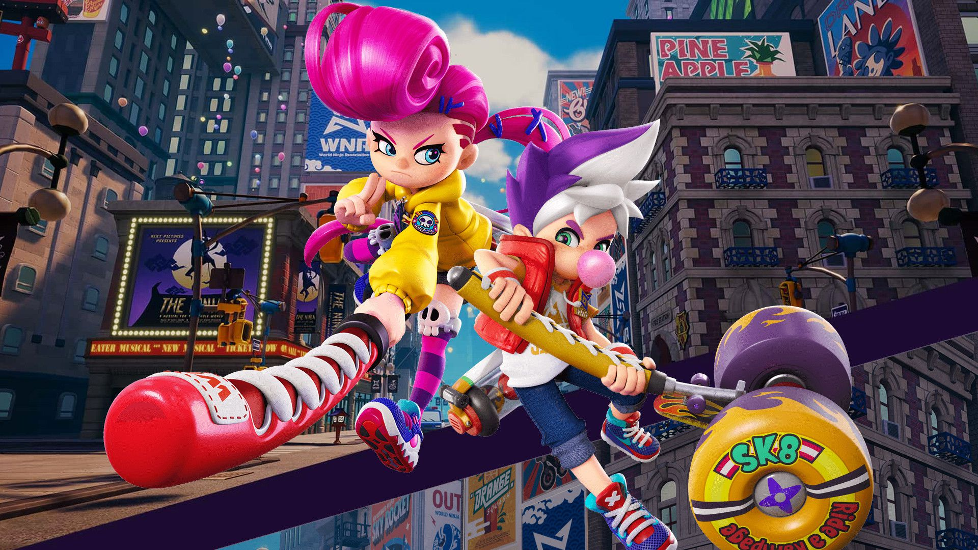 Ninjala for Nintendo Switch postponed, will not be released in May