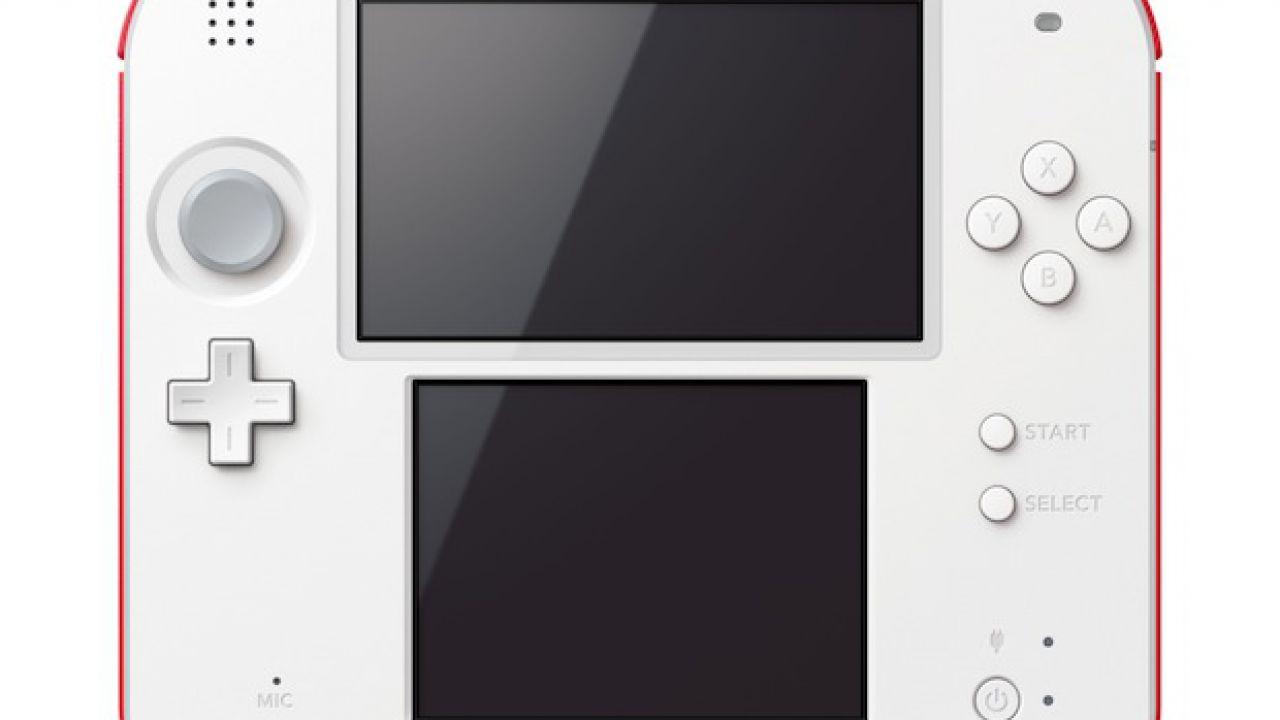 Nintendo 2DS: nuova colorazione per l'Europa