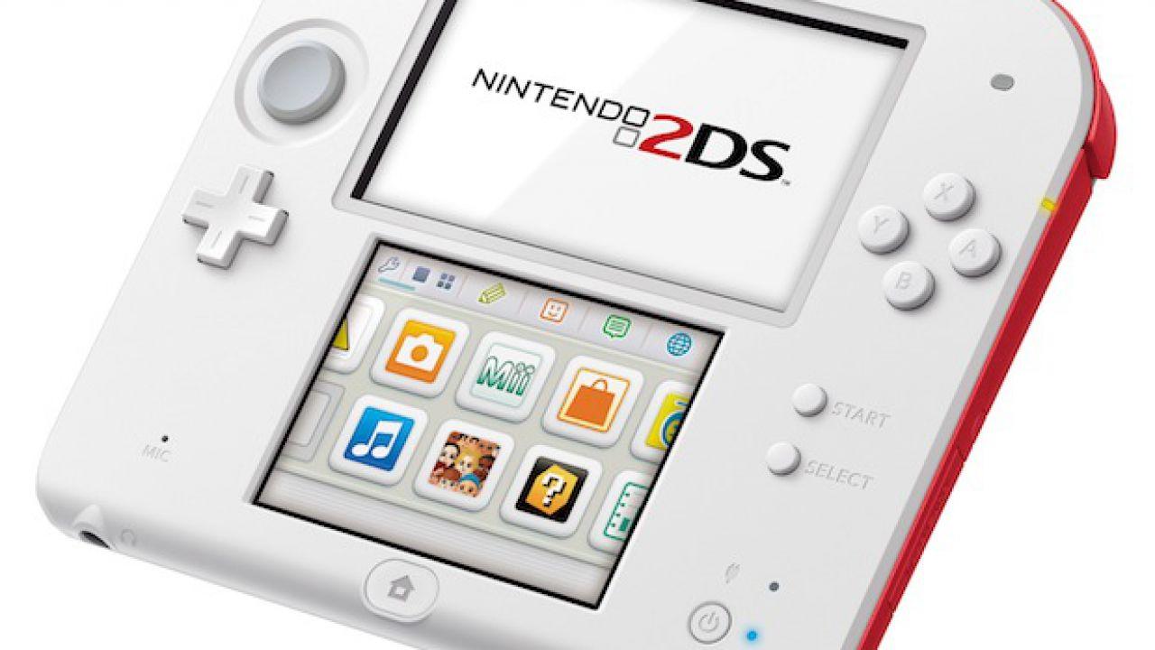 Nintendo 2DS: un nuovo modello compare nel website di Tomodachi Life