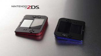 Nintendo 2DS: taglio di prezzo e nuovi titoli Selects per gli Stati Uniti