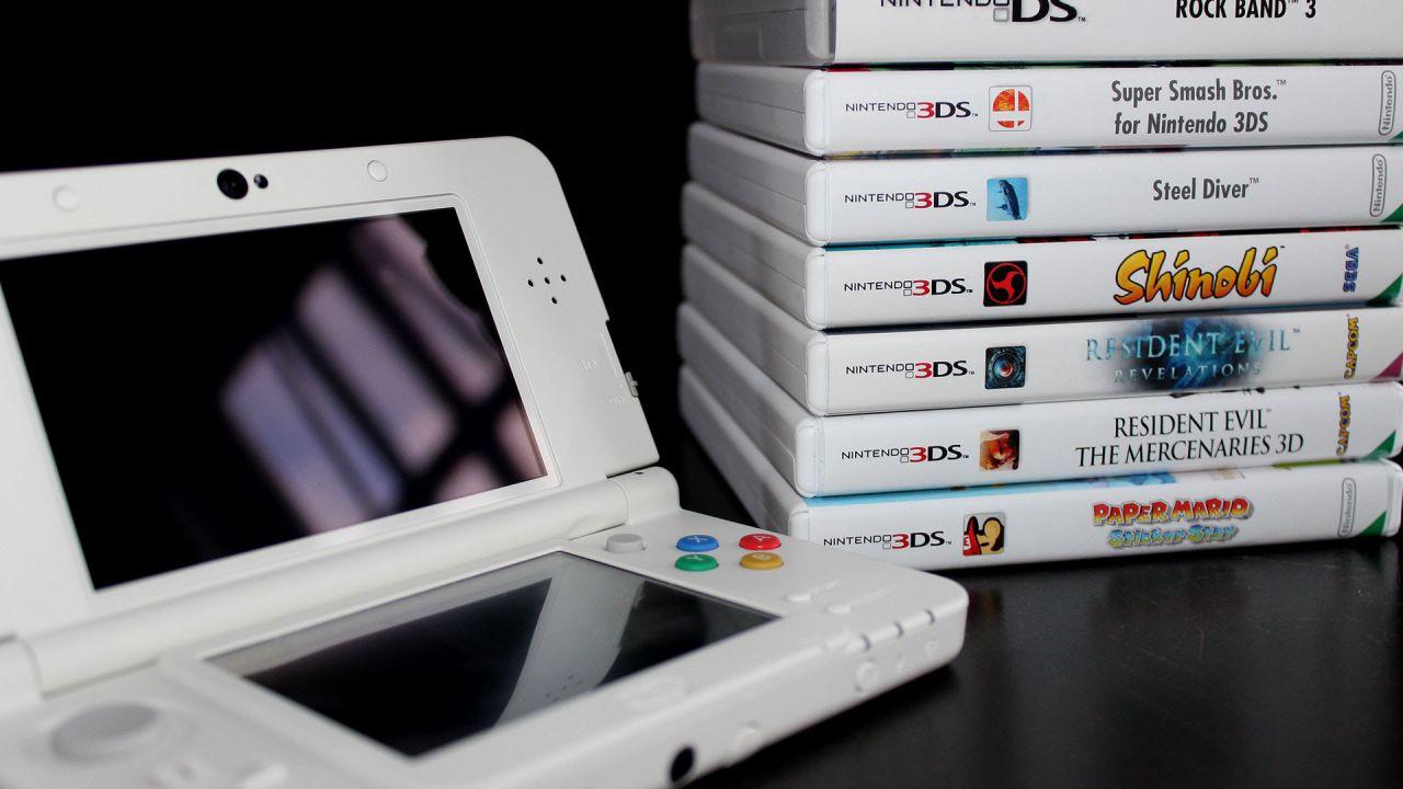 Nintendo 3DS: 60 milioni di console vendute