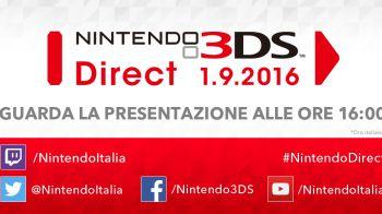 Nintendo 3DS Direct in programma il primo settembre alle 16:00