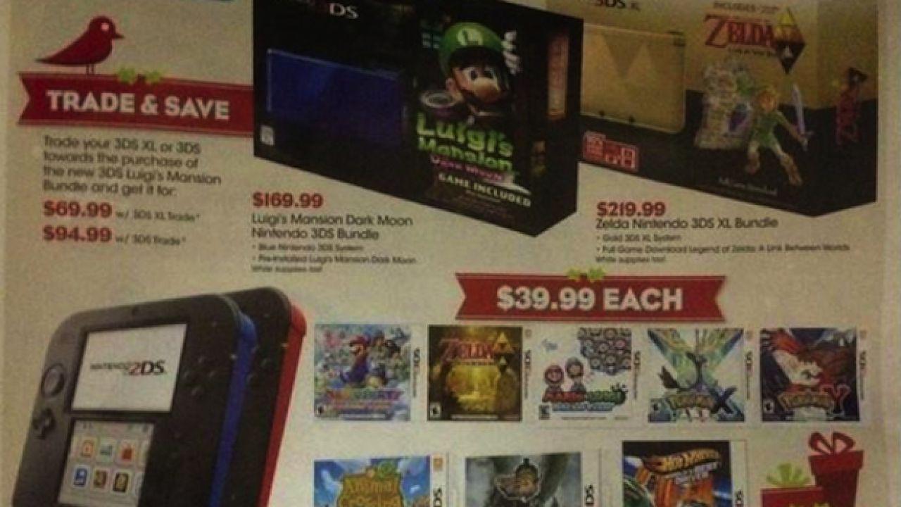 Nintendo 3DS: disponibile l'aggiornamento 9.4.0-21
