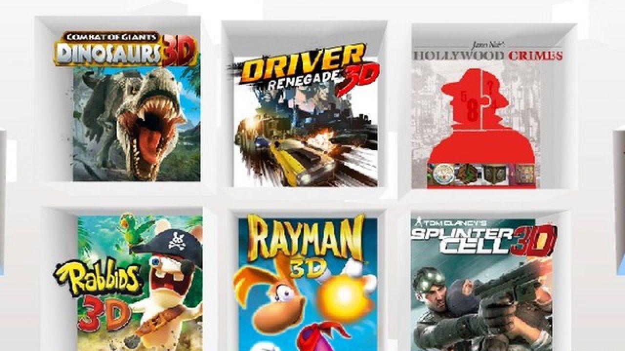 Nintendo 3DS: disponibile l'aggiornamento 9.5.0-22