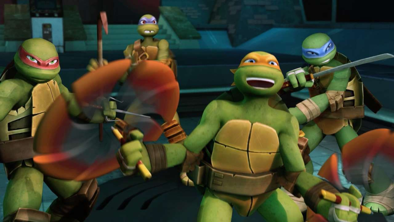 Nintendo 3DS: nuovi temi di Spongebob e delle Tartarughe Ninja