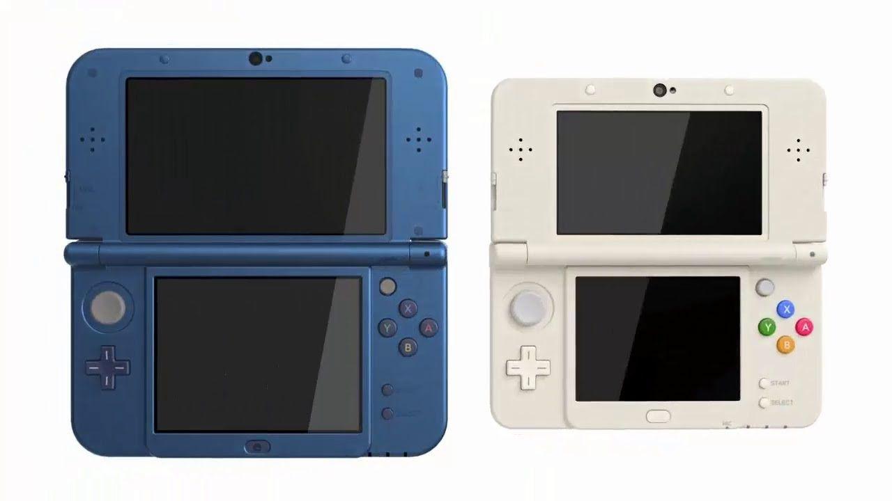 Nintendo 3DS si aggiorna con il firmware 9.8.0-25