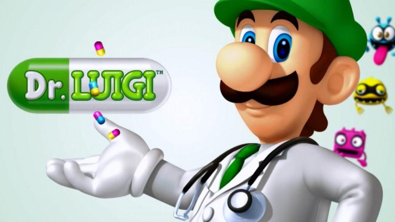 Nintendo annuncia Dr. Luigi: in arrivo sul Wii U eShop il 15 Gennaio