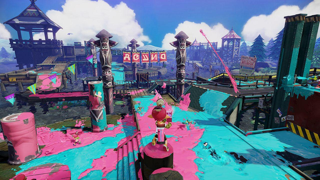 Nintendo annuncia due eventi in streaming dedicati a Splatoon