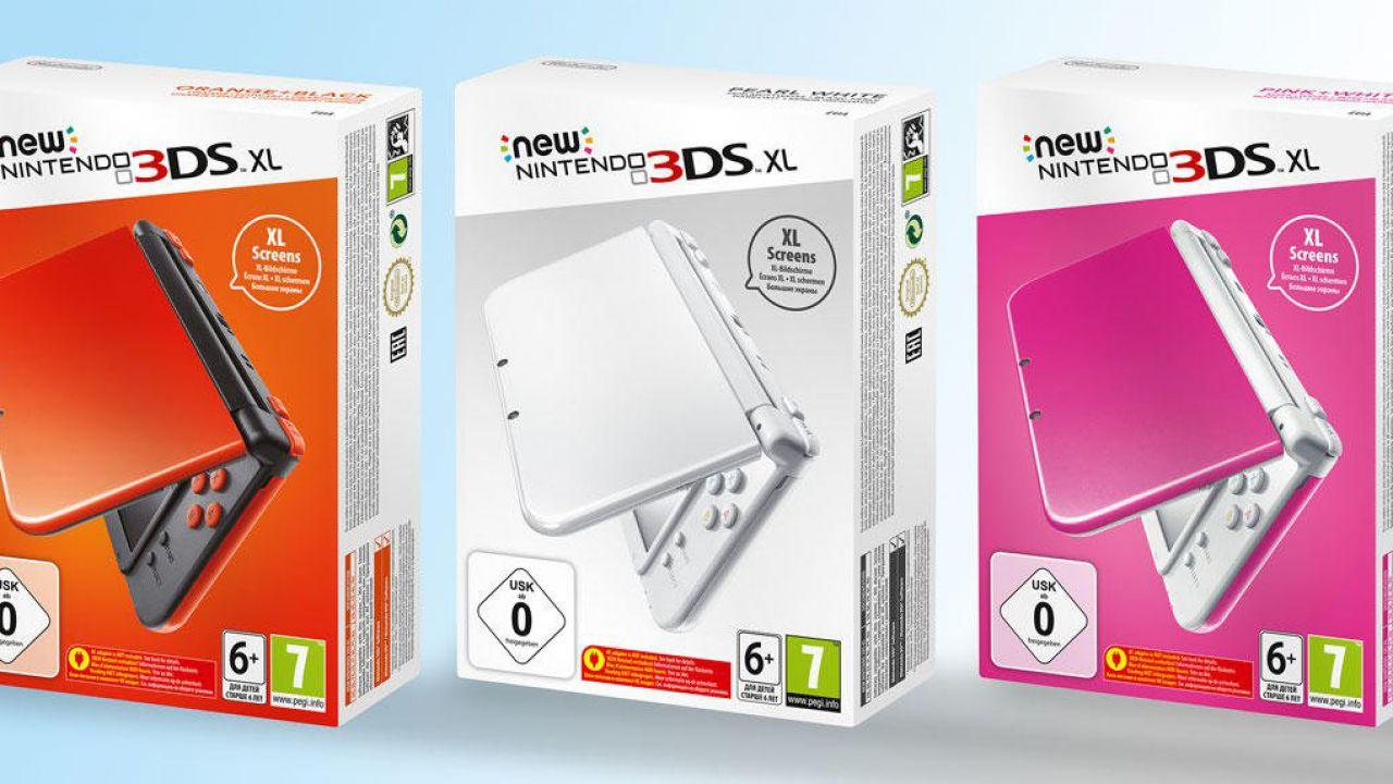 Nintendo annuncia nuovi titoli Selects per Wii U e tre nuove colorazioni per 3DS