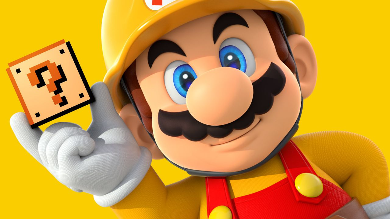 Nintendo annuncia Super Mario Maker 3DS