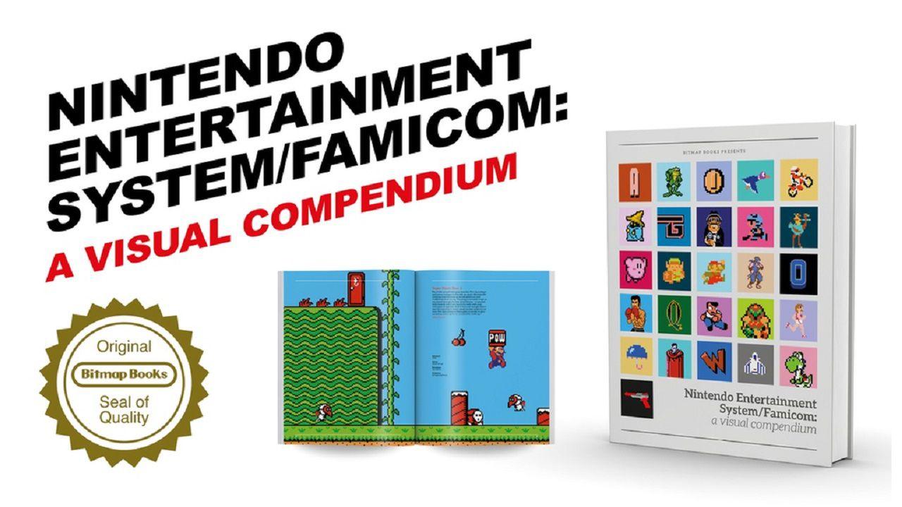 Nintendo blocca la campagna Kickstarter di un visual compendium