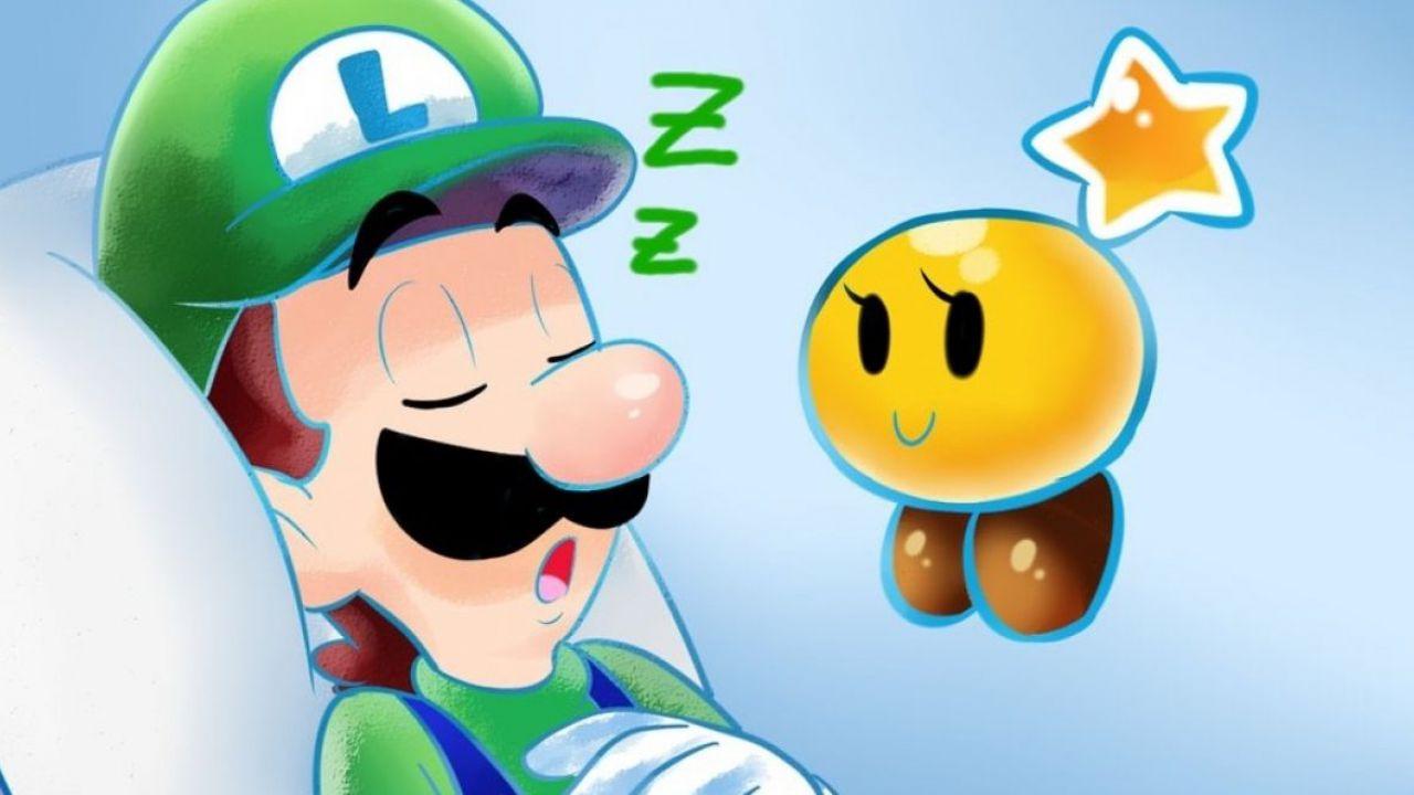 Nintendo continua a lavorare sul monitoraggio del sonno