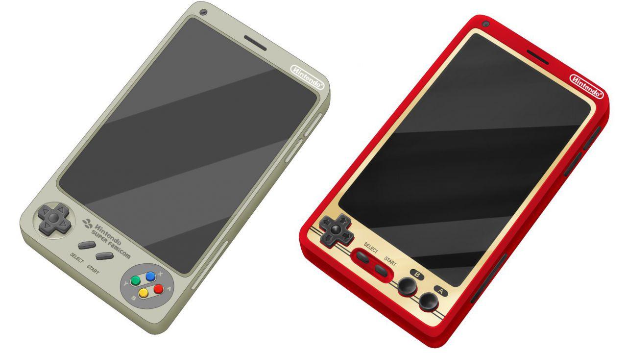 Nintendo: emerge un brevetto del 2001 relativo a un telefono cellulare