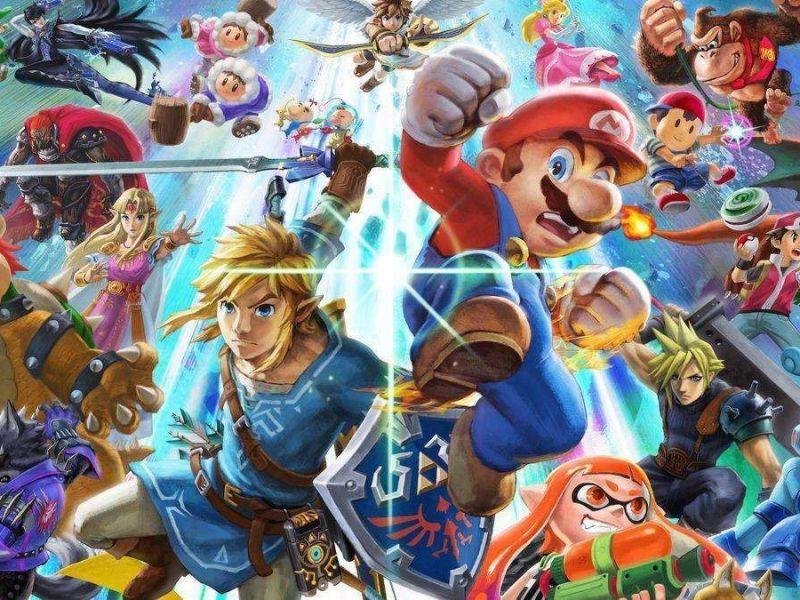 Nintendo esaudisce il desiderio di un malato terminale di giocare a Super Smash Ultimate