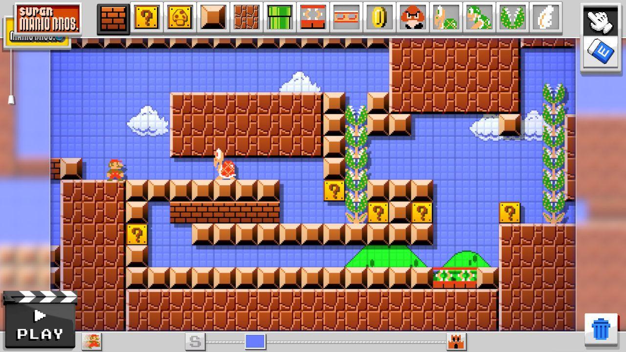 Nintendo festeggia i 30 anni di Super Mario Bros con Mario Maker