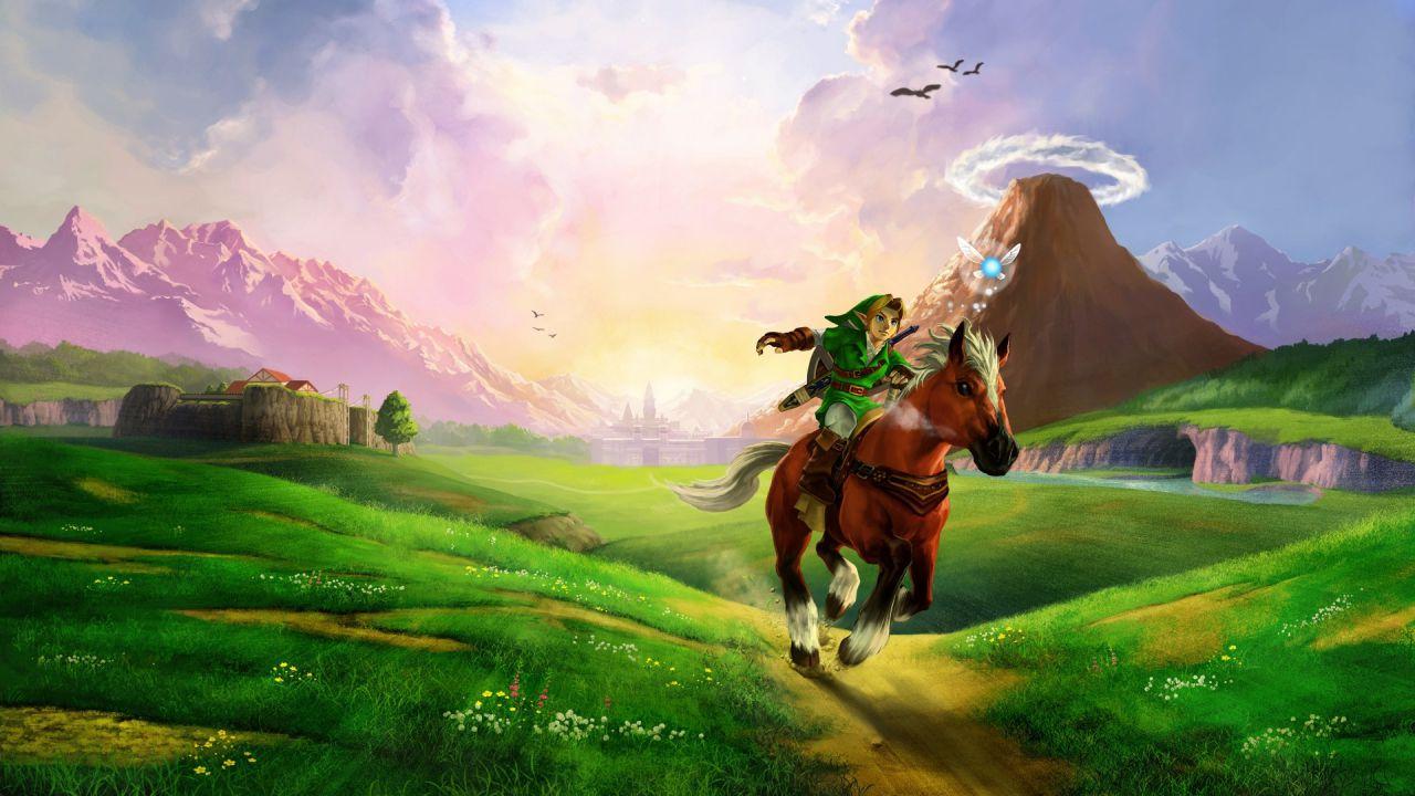 Nintendo festeggia il trentesimo anniversario di Zelda con tante novità