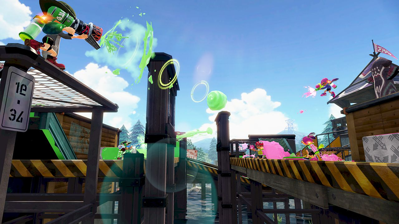 Nintendo ha grande fiducia in Splatoon