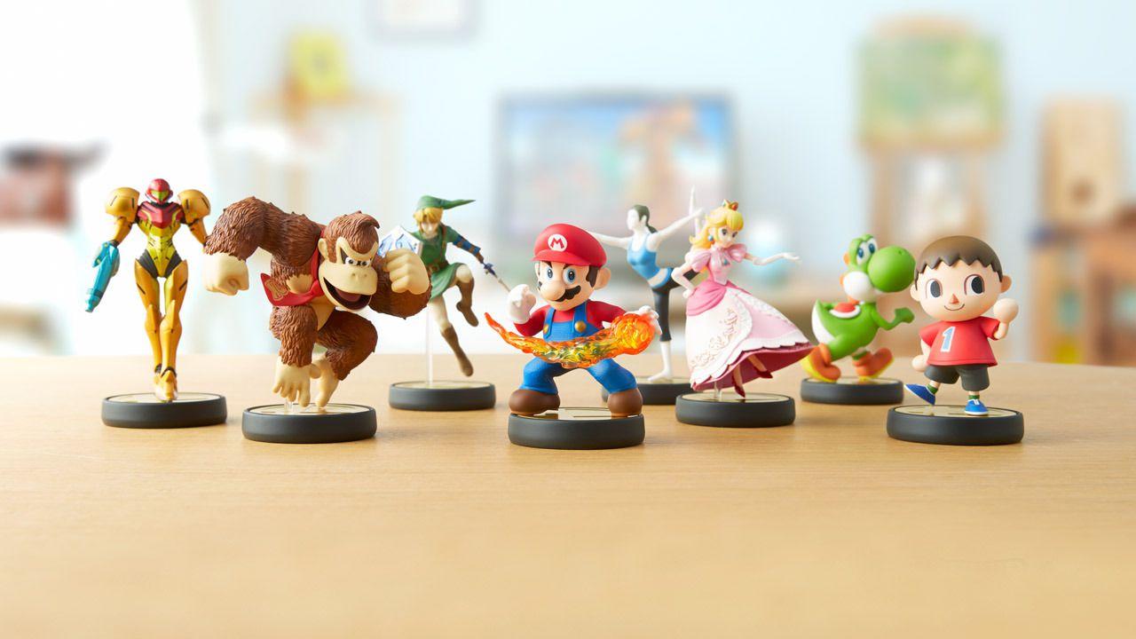 Nintendo al lavoro per aumentare la produzione di statuine Amiibo