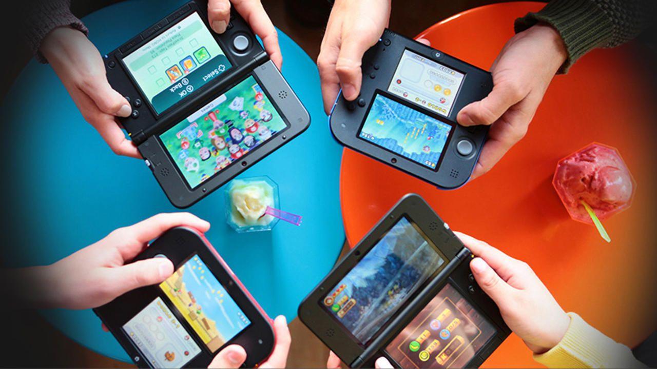 Nintendo: MH è il nome in codice della nuova console portatile?