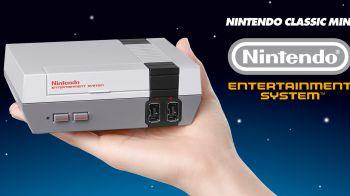 Nintendo Nes Classic Mini: arriva il trailer di lancio ispirato agli anni 80