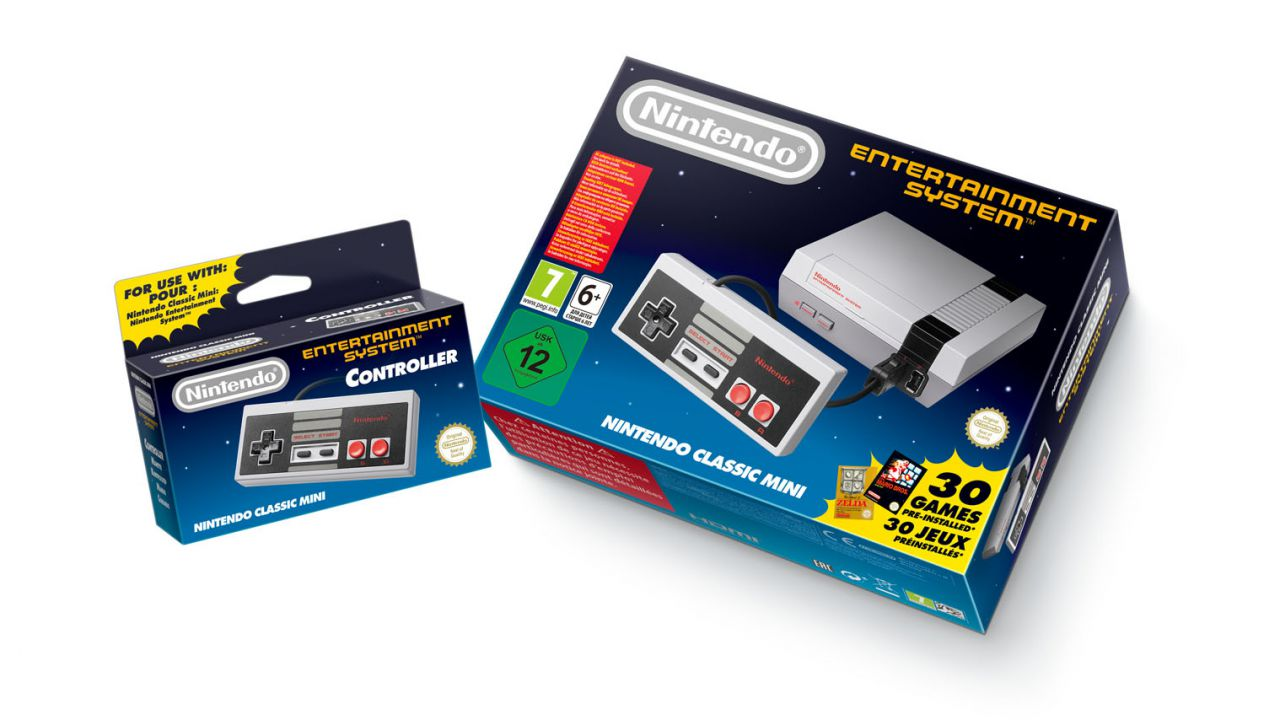 Nintendo conferma i limiti del NES Mini