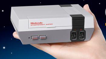 Nintendo NES Classici Mini: un nuovo trailer in stile anni '80